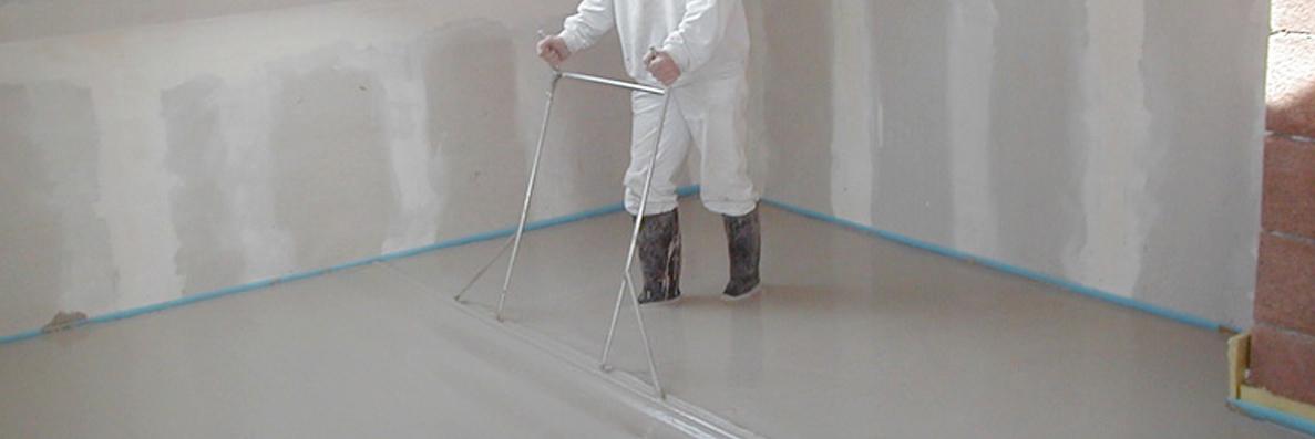Fliessestrich Stuckateur Herter aus Neubulach